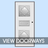 Pressed Doorways